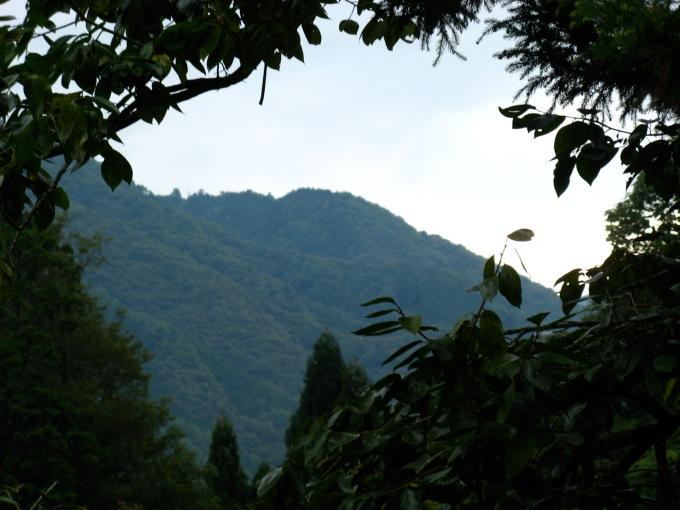 mountain nakasendo